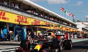 """Verstappen e Bottas criticam vaias a Hamilton na Hungria: """"Errado e injusto"""""""