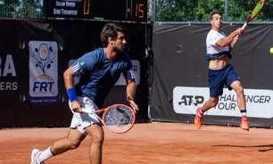 Orlando Luz e Felipe Meligeni são campões em Trieste, na Itália