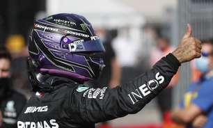 Hamilton dribla Verstappen e é pole: melhores momentos da classificação do GP da Hungria