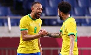 Matheus Cunha sofre contratura e será observado