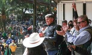 """""""Sabia que não seria fácil"""", diz Bolsonaro sobre presidência"""