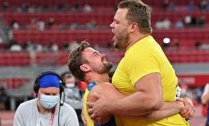 Na milésima final da história do atletismo, Suécia garante pódio duplo