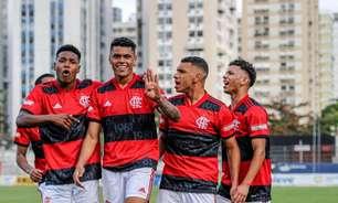 Flamengo bate o São Paulo de virada e vai à final do Brasileiro Sub-17