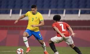 Bruno Guimarães e Paulinho analisam vitória contra o Egito em Tóquio e projetam semifinal