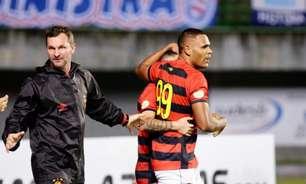 Fora de casa, Sport vence o Bahia e sai da zona de rebaixamento