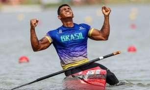Isaquias Queiroz estreia e busca o ouro na canoagem... Veja o horário e onde assistir