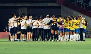Seleção Feminina de futebol começa deixar Tóquio