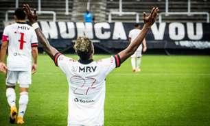Implacável com Renato Gaúcho, Flamengo defende ampla série invicta contra o Corinthians