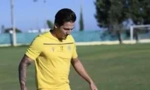 Euller prevê grandes jogos do AEL Limassol diante do Qarabag na Liga Europa