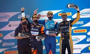 Felipe Baptista e Bortoleto vencem corridas da Stock Light em Curitiba