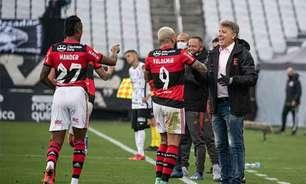 Internautas voltam a brincar com 'União Flarinthians' após vitória do Flamengo sobre o Corinthians