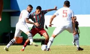 De virada, Fluminense vence o Vasco pela 9ª rodada do Brasileirão Sub-20