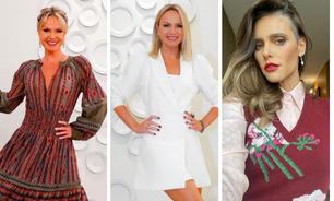 Mais lidas: dois looks de Eliana lideram ranking do mês