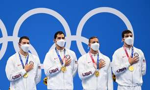 EUA usam 'truque' para passar China no quadro de medalhas