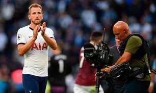 Manchester City deve encerrar o interesse por Kane em caso de chegada de Jack Grealish
