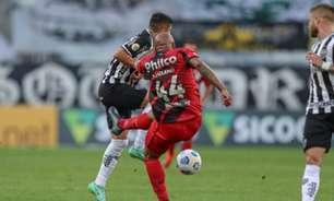 Veja os gols da vitória do Galo sobre o Furacão no Mineirão