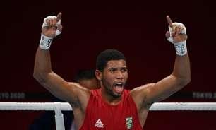 'Eu mereço pra c...!': Hebert Souza é exaltado na internet após garantir medalha olímpica no boxe