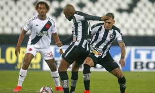Chay se diz surpreso com 'fase artilheira' pelo Botafogo e exalta qualidade do grupo