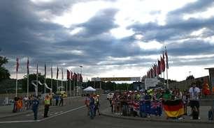 Tempo vira de novo, e meteorologia prevê grande chance de chuva para GP da Hungria