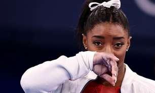 Simone Biles desiste de disputar final do solo e ainda decidirá participação na trave
