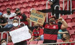 Flamengo define preços e deve iniciar venda de ingressos para jogo da Libertadores na quinta-feira