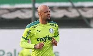 Técnico do Galatasaray abre portas para Felipe Melo, do Palmeiras: 'Ele está disposto a vir'