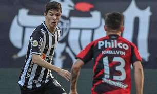 Arbitragem contra o Atlético-MG desagrada Athletico e irrita Antônio Oliveira