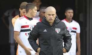 Alex destaca superação em empate do São Paulo no Brasileiro Sub-20