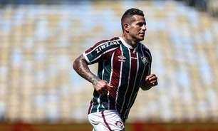 Raúl Bobadilla testa positivo para Covid-19 e está fora da partida do Fluminense contra o Cerro Porteño