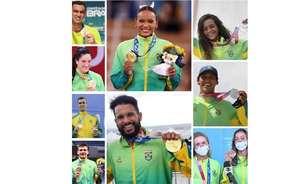 Tóquio 2020: Com protagonismo feminino, Brasil já é 10! Veja conquistas e medalhas históricas