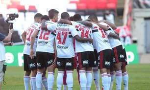 Na zona de rebaixamento, São Paulo tem pela frente jogos importantes para se recuperar na tabela