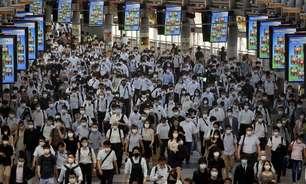 Tóquio tem 2.195 novos casos de Covid-19 nesta segunda-feira