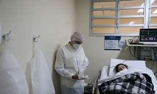 Brasil registra 389 novas mortes por Covid-19, menor cifra diária desde janeiro