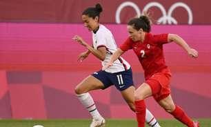 Canadá encerra jejum de 20 anos, vence os EUA e conquista vaga na final dos Jogos Olímpicos