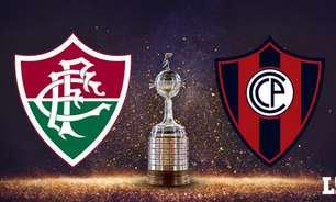 Fluminense x Cerro Porteño: onde assistir, prováveis times, desfalques e palpites