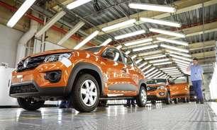 Renault suspende a produção de Captur e Kwid por 10 dias