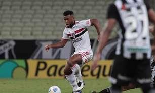 Luan pode voltar contra o Vasco; veja o retrospecto do São Paulo com o volante na temporada