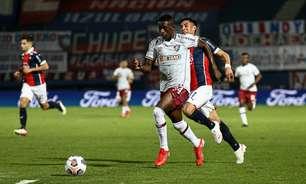 Fluminense está escalado para jogo com o Cerro Porteño na Libertadores; veja o time e onde assistir