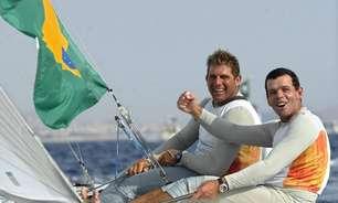 Famílias Grael e Rezende lutam pelo topo medalha por medalha