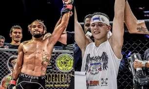 Matsumoto e Mexicano projetam duelo de campeões no SFT 28: 'Não vou deixar passar'