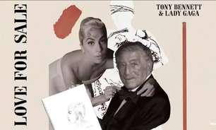 Lady Gaga e Tony Bennett comemoram 10 anos de parceria com single 'I Get a Kick Out of You'; ouça