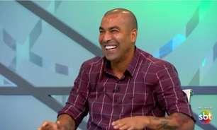 """Sheik: """"O juvenil do Flamengo ganharia fácil do Corinthians"""""""
