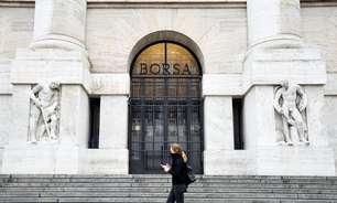 BOLSA EUROPA-Ações fecham em máxima recorde com balanços bancários e de energia fortes