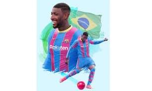 Emerson Royal revela conversa com Dani Alves antes de chegada ao Barcelona