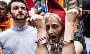 França amplia o cerco a não vacinados