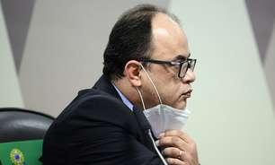 """CPI: Amilton diz que mensagem para Dominguetti foi """"bravata"""""""