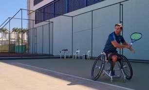 Gustavo Carneiro faz últimos ajustes antes do embarque para Paralimpíada