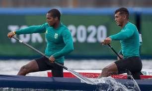 Isaquias Queiroz e Jacky Godmann avançam à final da canoagem