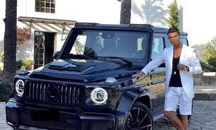 Conheça o jipe de mais de R$ 2 milhões que Georgina deu a Cristiano Ronaldo