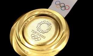 Saiba quanto recebem brasileiros por medalhas nas Olimpíadas